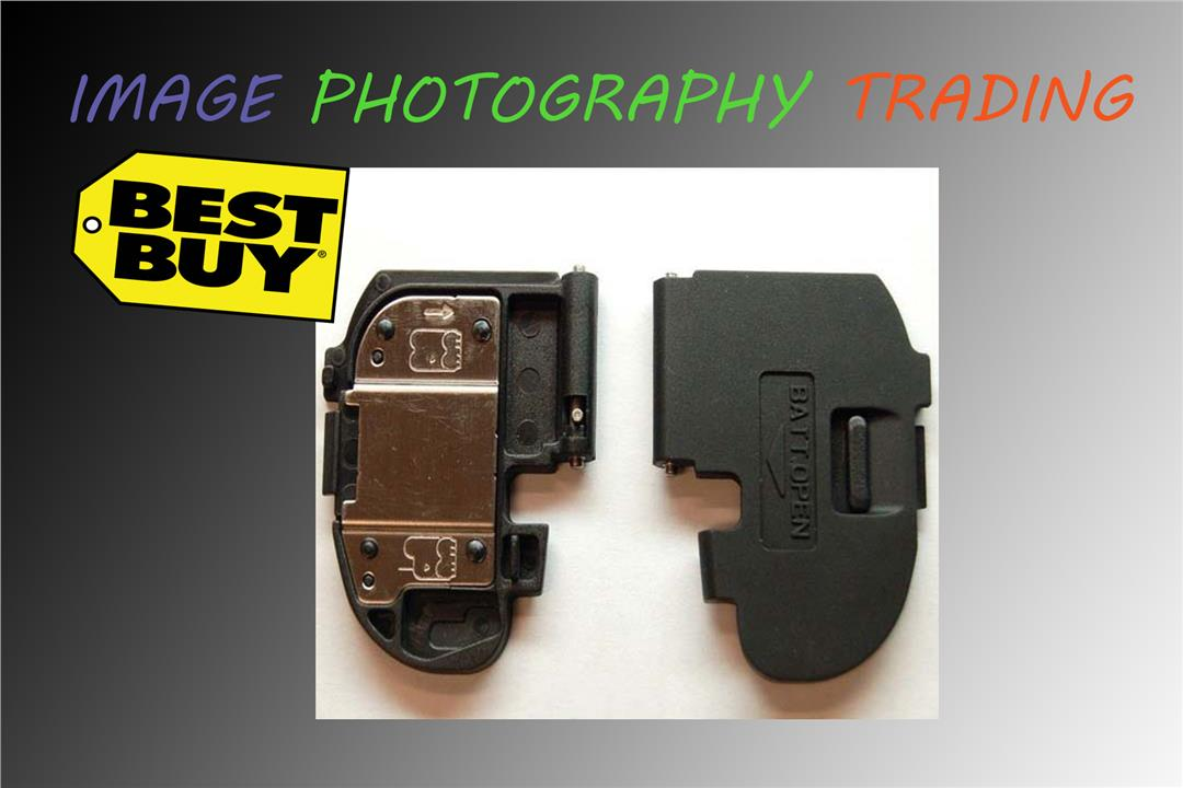 Battery Door Lid Cover Cap For Canon EOS 20D 30D