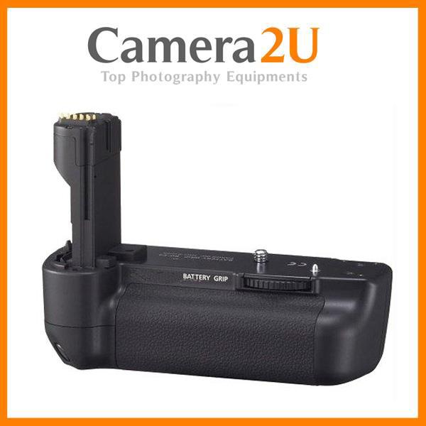 New Battery Grip for Canon EOS 5D MK Mark II 2 DSLR Camera BG-E6