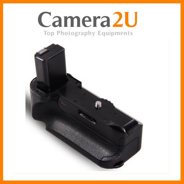 Battery Grip For Sony Alpha A6000 A6300