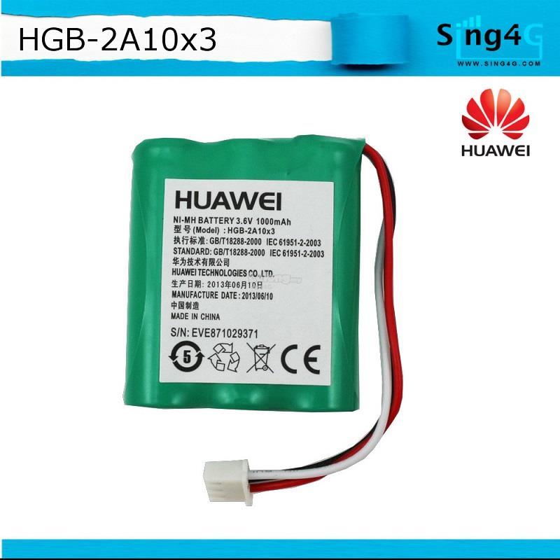 Battery huawei e5172 3 6V 1000mA TS-HGB-2A10X3 Rechargeable Li-ion