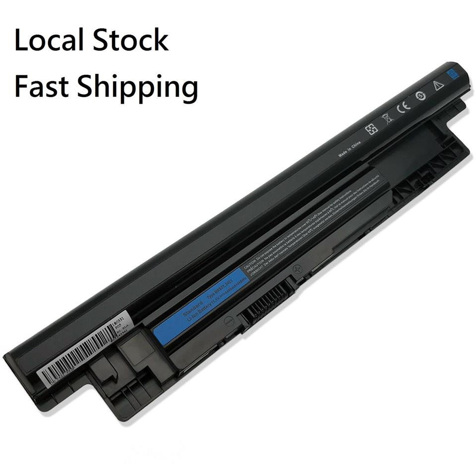 New Battery MR90Y/XCMRD 0MF69 00MF69 14.8V 40Wh For Dell Inspiron