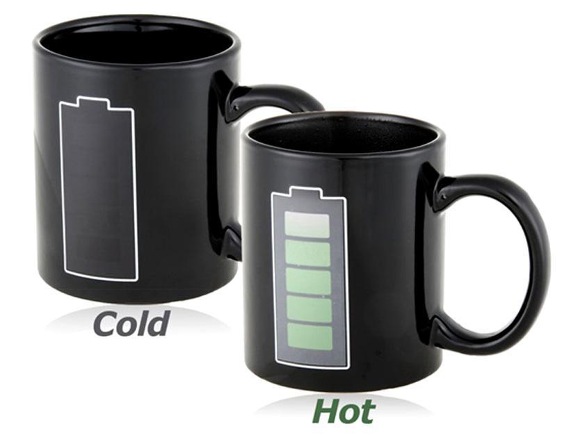 Αποτέλεσμα εικόνας για battery color changing mug