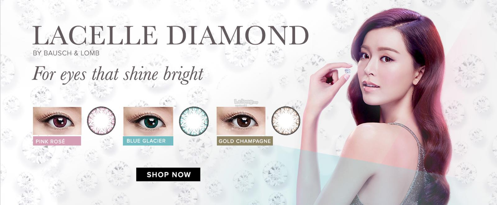 Bausch  & Lomb Lacelle Diamond 10PCS(Daily)