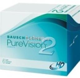 Bausch & Lomb PureVision 2HD Monthly Disposable 6pcs