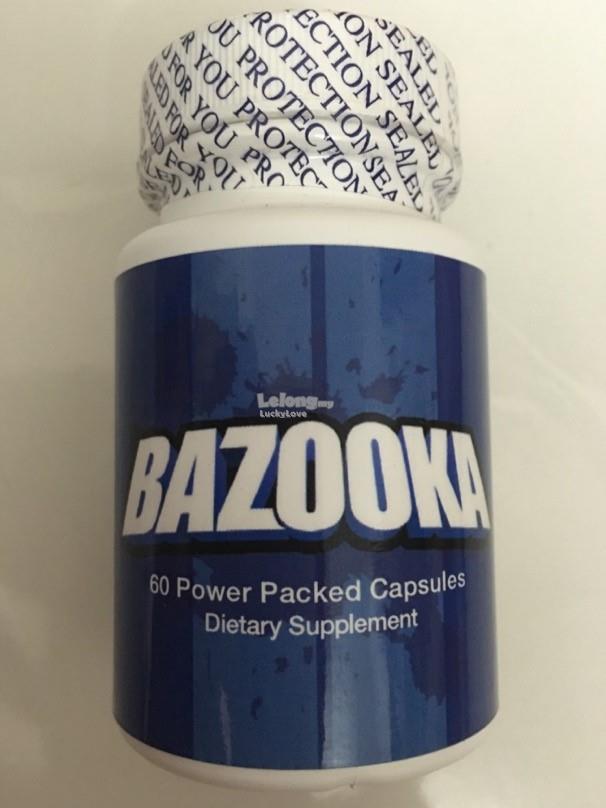 bazoka pill 60 capsule pro extender t end 7 6 2019 7 14 pm