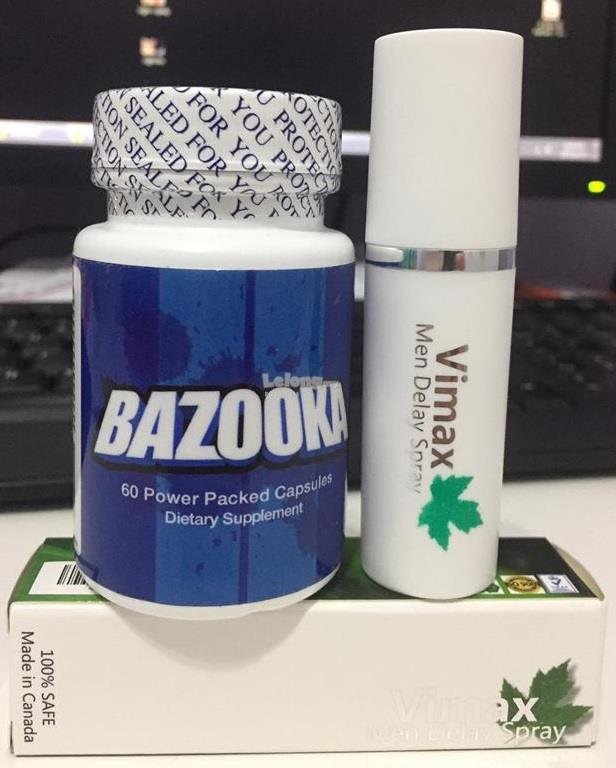 bazooka 60pills v i m a x spray ub end 7 4 2018 3 15 pm