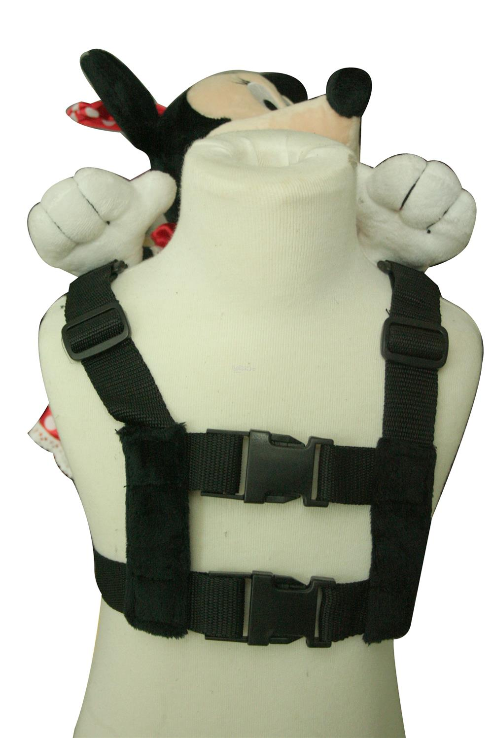 BB/ Kids Anti-Lost Safety Harness Cartoon Backpack- Minnie