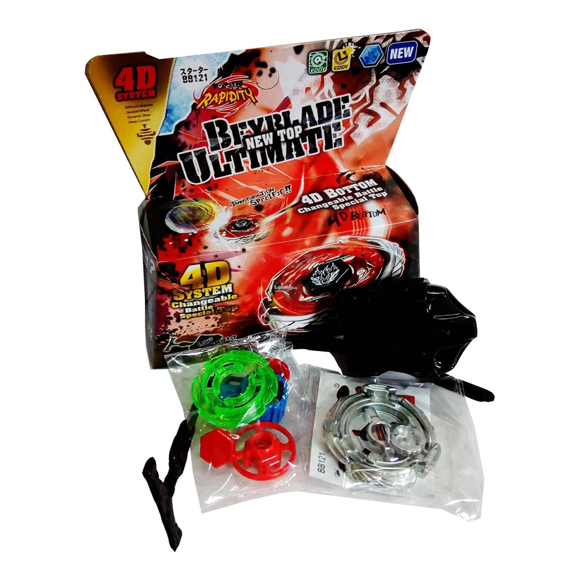 BB121 Ultimate Beyblade