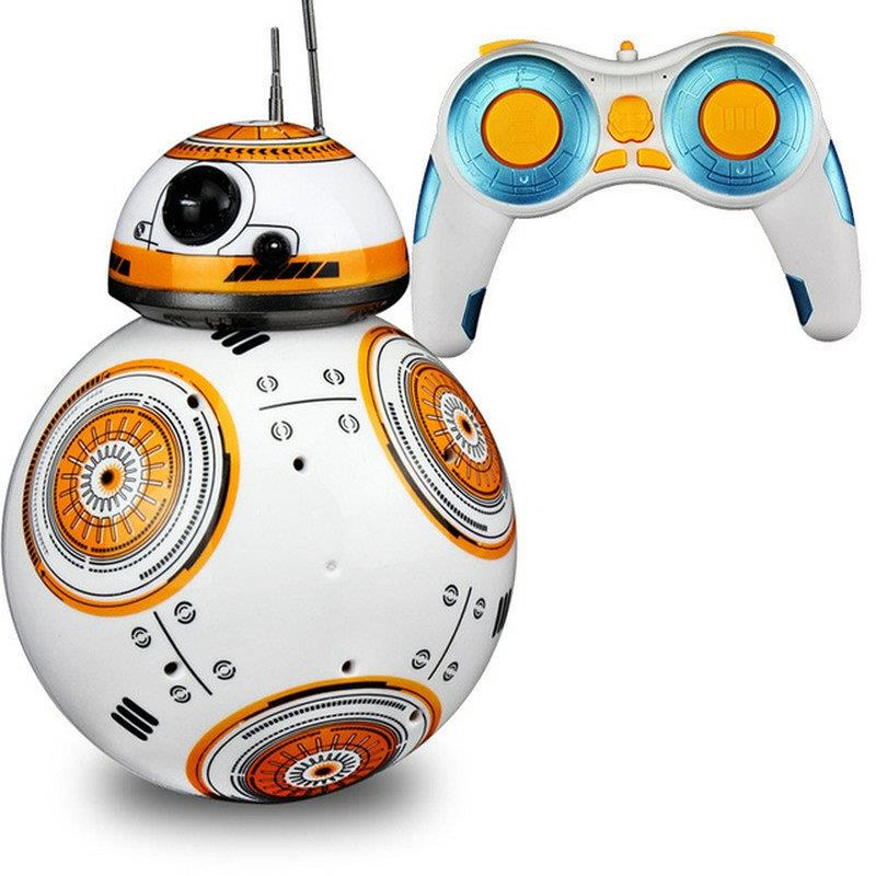 Bb8 bb 8 rc remote control droid b end 2 13 2018 6 15 pm - Robot blanc star wars ...