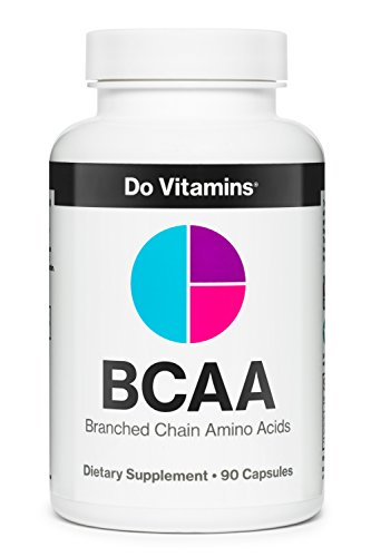 Best BCAA Capsules - Ranked #1 on Labdoor - Branched Chain Amino Acids Capsule