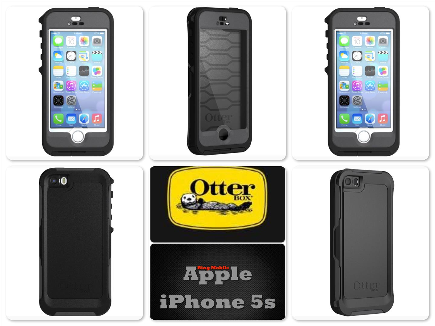 Bdotcom = Apple iPhone 5s Otterbox Preserver Series @ CARBON