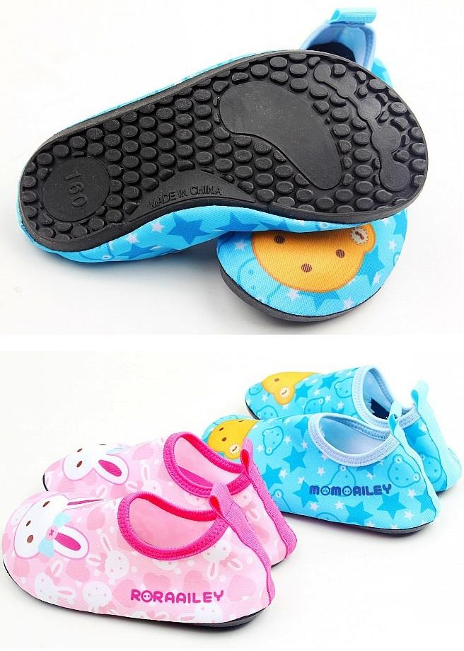 53bcb5349ab1 Beach shoes Swimming shoes for Kids Children boys girls 15-19cm