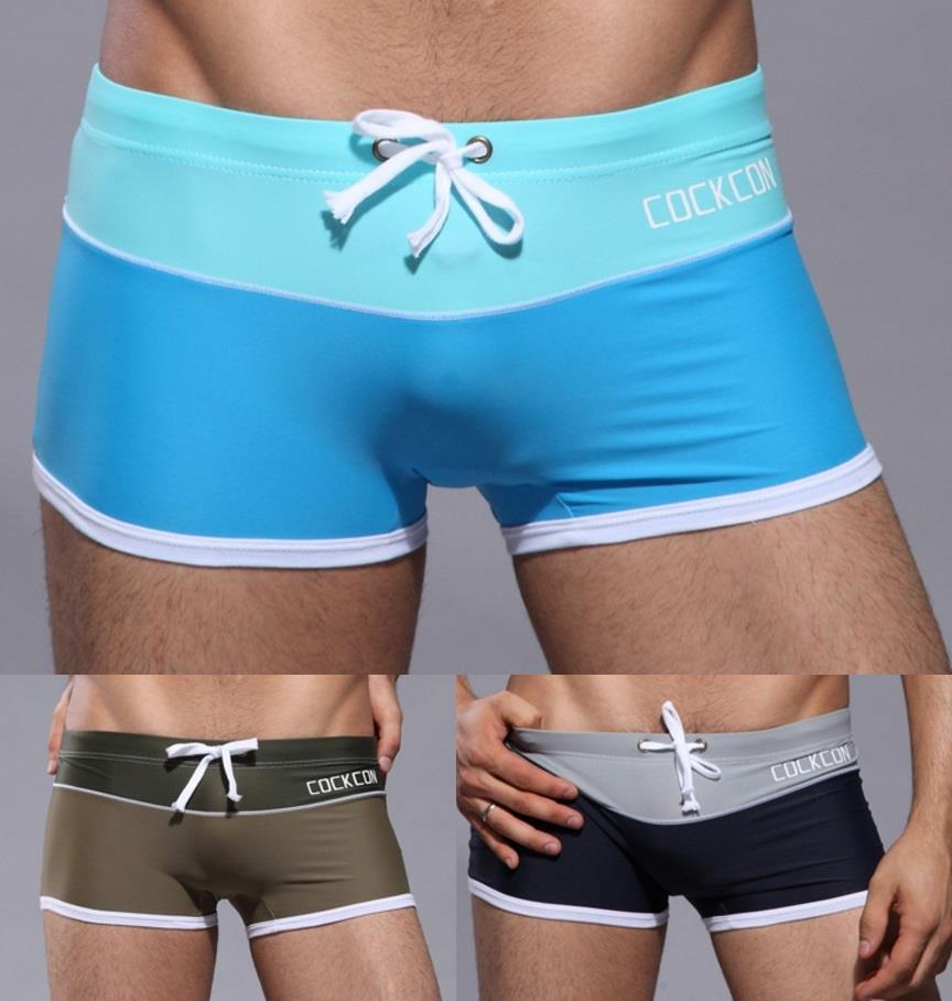 98eaf2ce13b Beach Style Men Swimming Trunk  Mens Summer Wear   Sexy Swimsuit Color. ‹ ›