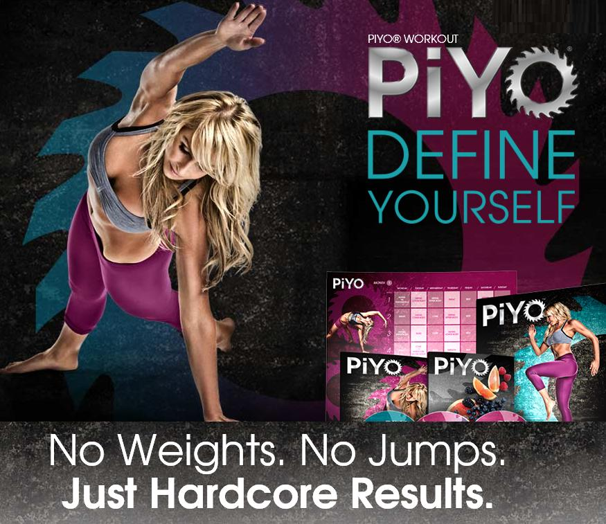 BEACHBODY Presents : ChaLean PiYO Strength Deluxe Edition pc DVD