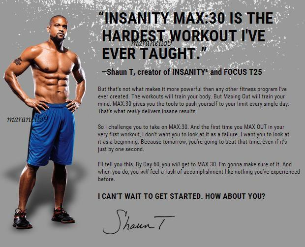 ~ Beachbody Shaun T: MAX 30 Complete Home Fitness System 2DVDs. Grab ~