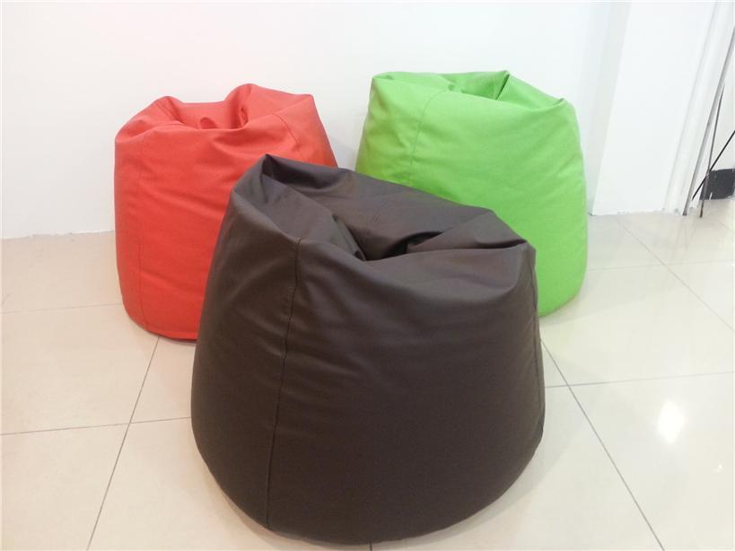 Bean Bag Chair Sofa Bed Casa Leather
