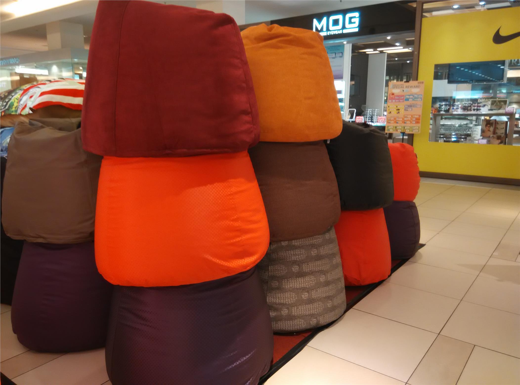 Bean Bag Leather Chair Sofa