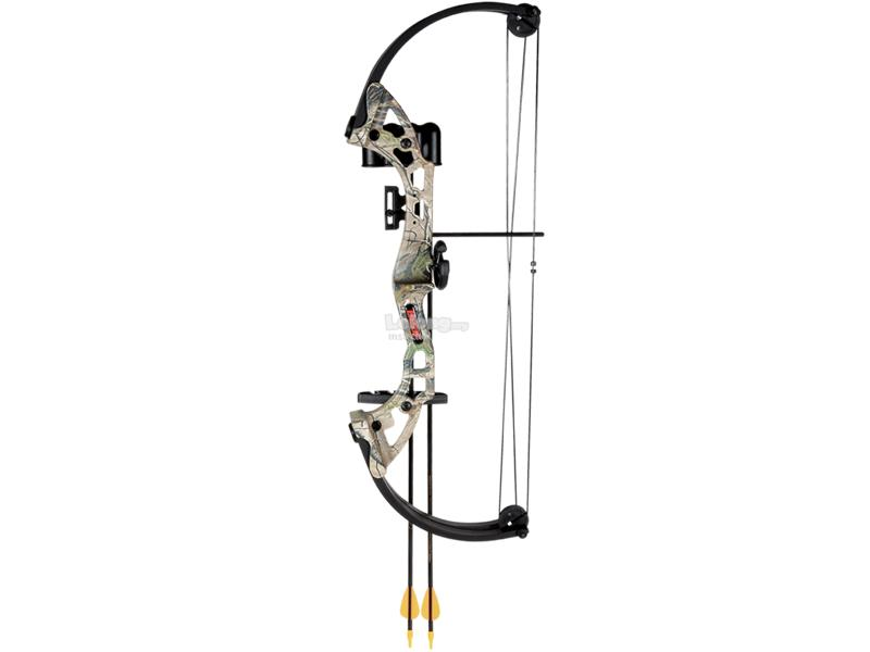 Bear Archery Brave 3 Youth Bow Package Camo