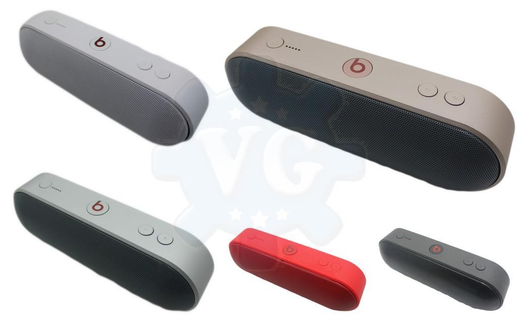 Beats Pill Plus 2016 Portable Bluetooth Speaker AUX Micro SD USB OTG