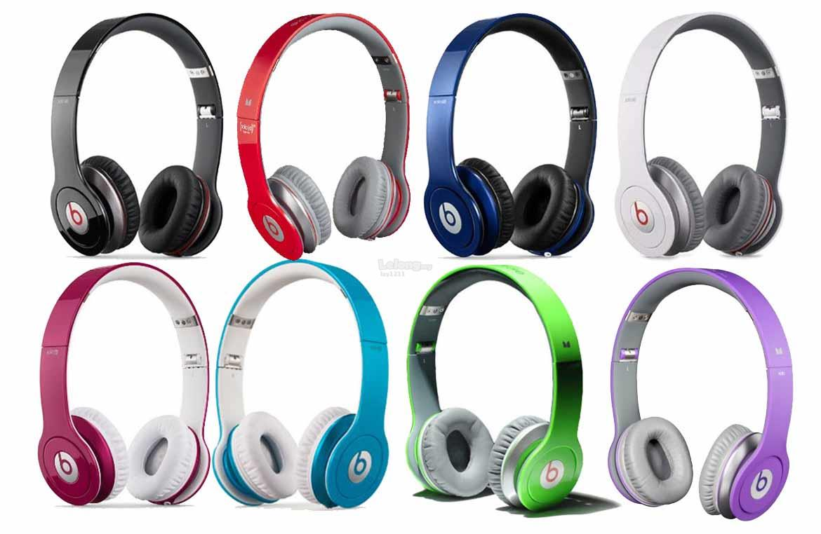 Beats Solo 3 Wiresless Bluetooth Headphone With 5 Play Mode OEM AAA