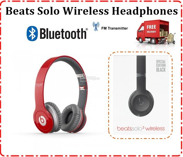 Beats Solo 3 Wiresless Bluetooth Headphone With 5 Play Mode OEM AAA. ‹ › ab905bc7d
