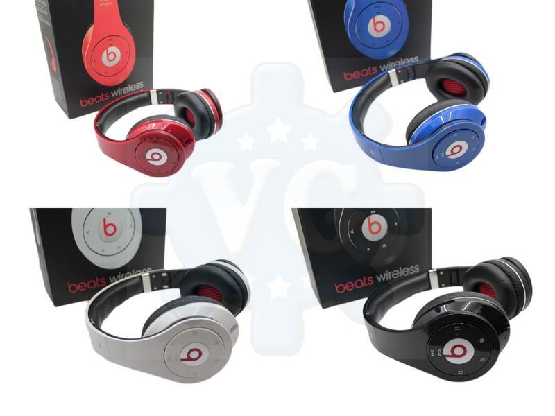 5703d4770c8 Beats Wireless Studio Bluetooth Headset Headphone FM AUX OEM MIC. ‹ ›