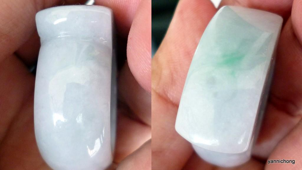 BEAUTIFUL LOVELY JADEITE RING