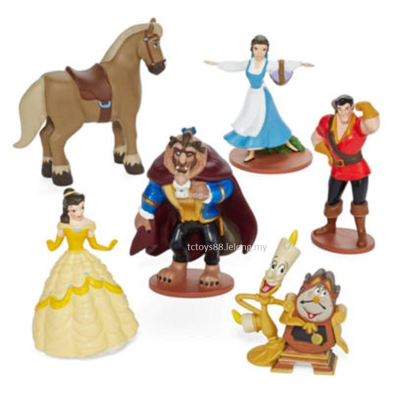 Beauty And The Beast Cake Topper Malaysia