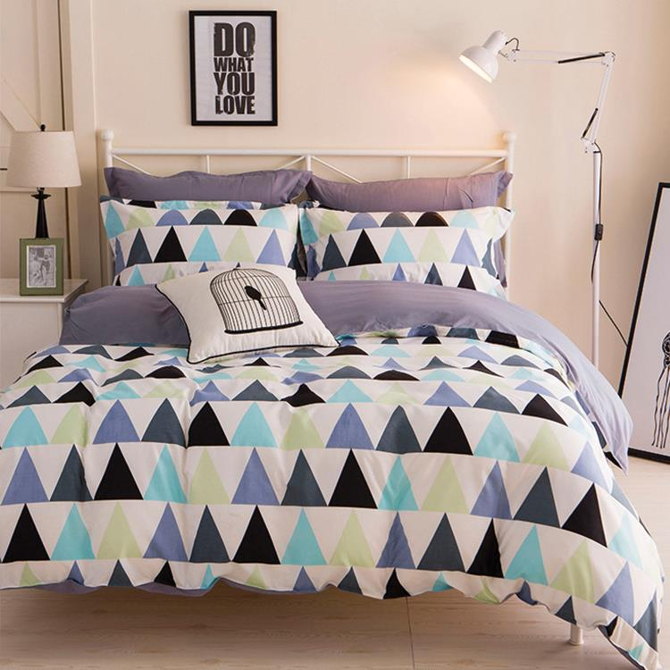 Bed Sheet Cotton On Queen Size Trendy Bedsheet With Pillow Cases