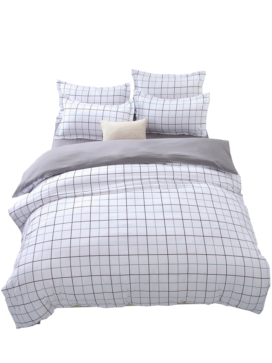 Bedding Sheet Fitted 3 In 1 Bed Sheet Queen Size. U2039 U203a