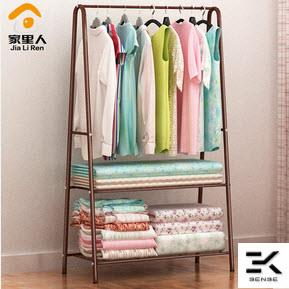 Bedroom Multifunctional Clothes Hanger Rack (JLR19F2)