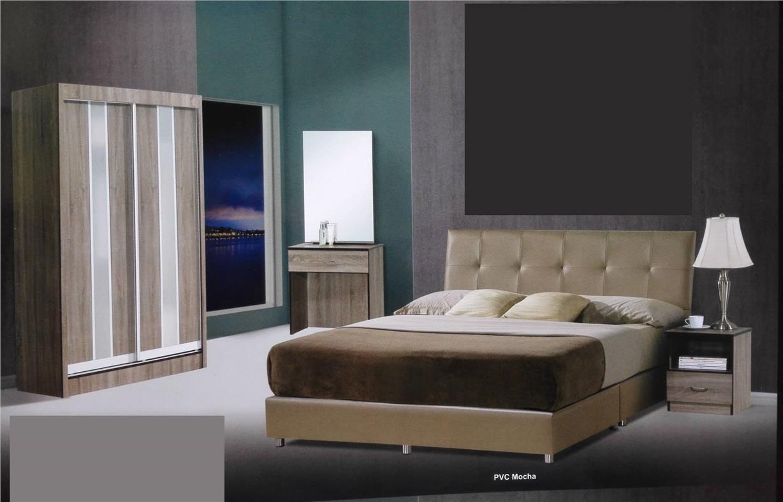 Bedroom Set 401 Bilik Tidur