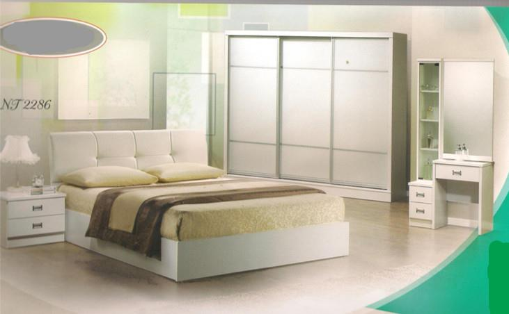 bedroom set installment plan payment per-month - NT2286