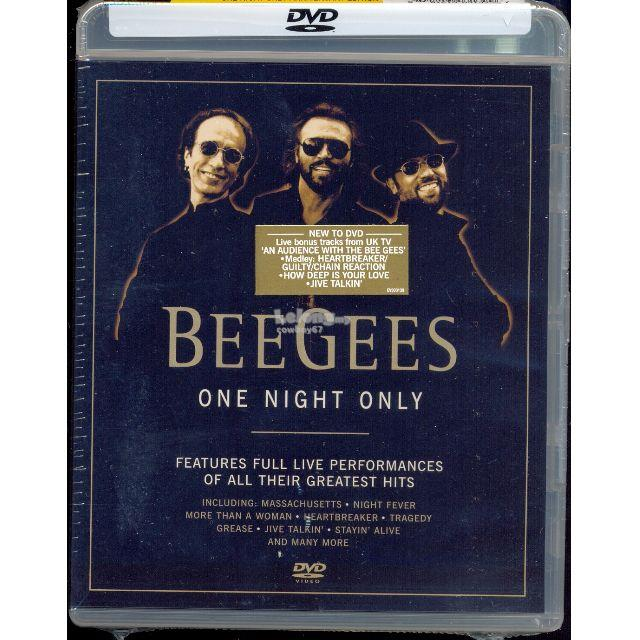 Bee Gees One Night Only - New DVD