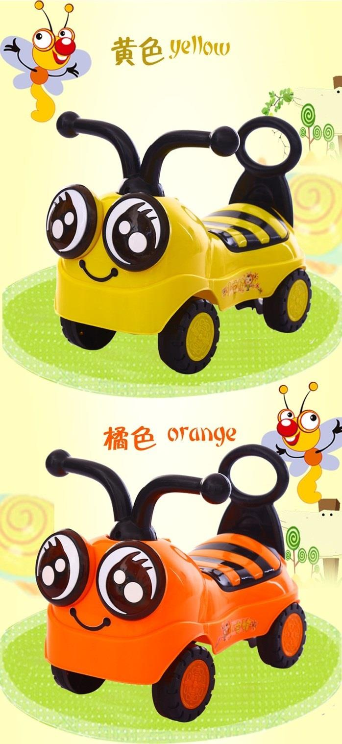 BEE WALKER (colour orange or yellow)
