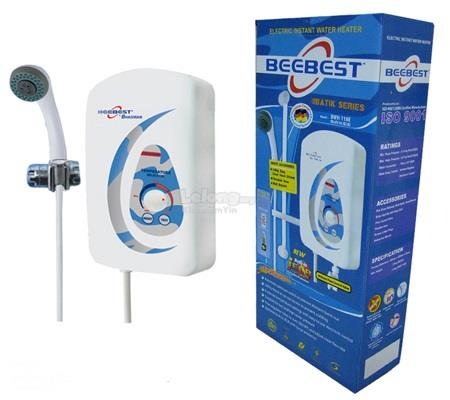 Beebest Water Heater BWH118E (No Pump)