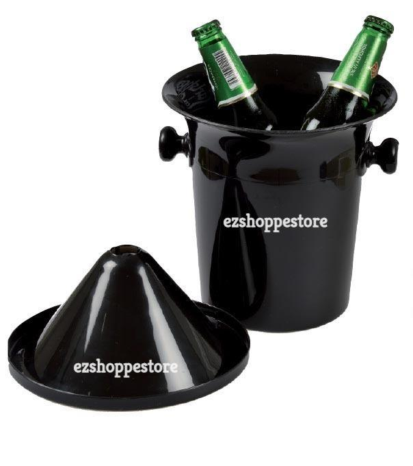 Beer &Drinks Bucket Holds Beverage Cold Ice Drink/ Beer Cooler Durable