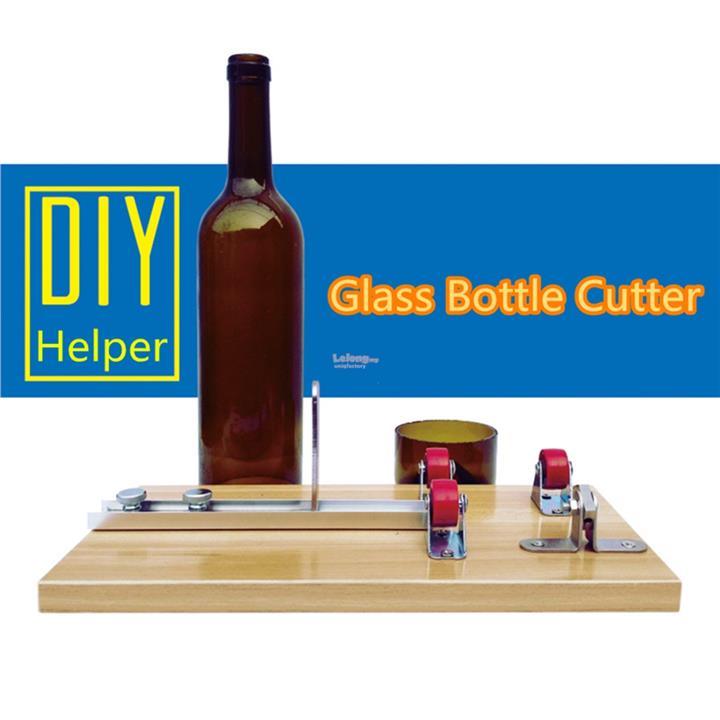 12b4e86cf316 Beer Wine Glass Bottle Cutter Cutting Machine Art DIY Recycle Tool