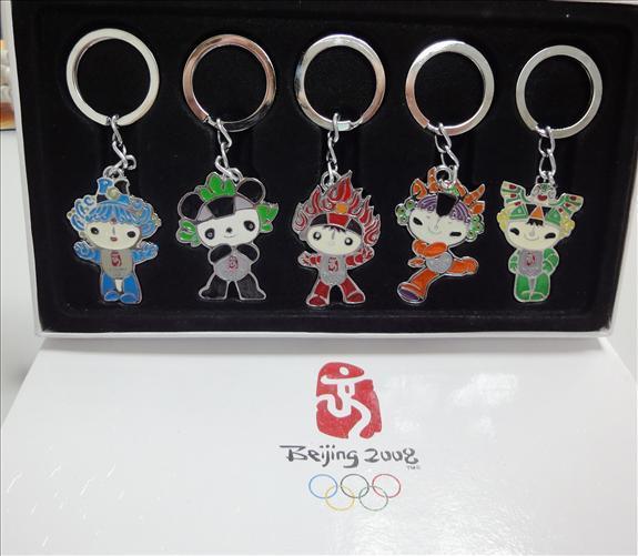 Beijing Olympic 2008 Fuwa Mascot Key End 6 30 2017 5 50 Pm