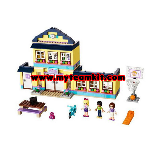 Bela 10166 Friends Heartlake High Building Blocks