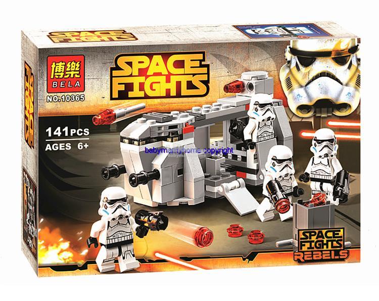 BELA 10368 Star Wars Geonosis Troop (end 4/19/2018 10:19 PM)