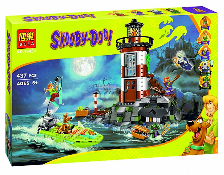 BELA 10431 Scooby-Doo The Haunted Lighthouse