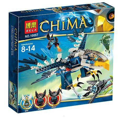 BELA CHIMA Eris Eagle Interceptor 10057 LEGO 70003 Compatible Brick. ‹ ›