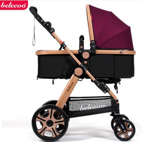 317513dc3c42 Belecoo Newborn Baby Stroller Sit/Lying (1 month pre-order)