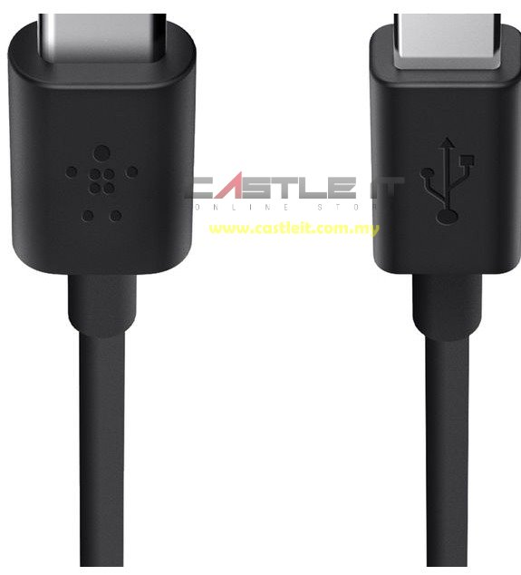 BELKIN Cable USB2.0 TYPE C to 5PIN 2M (F2CU034BT06-BLK) BLACK