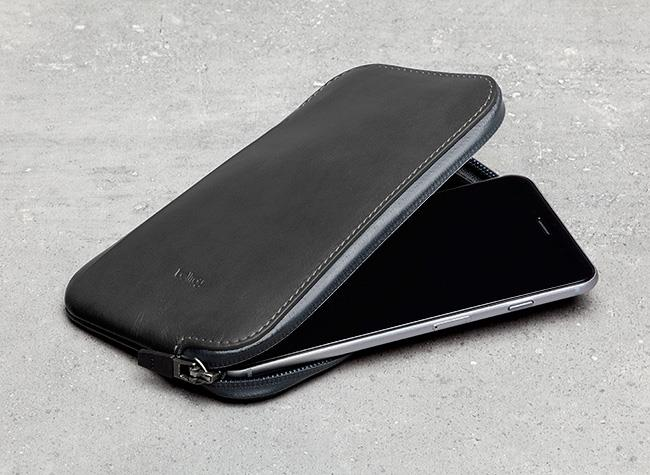 cheap for discount 2fb80 82e30 Bellroy Elements Phone Pocket Plus for iPhone 6 Plus - Black