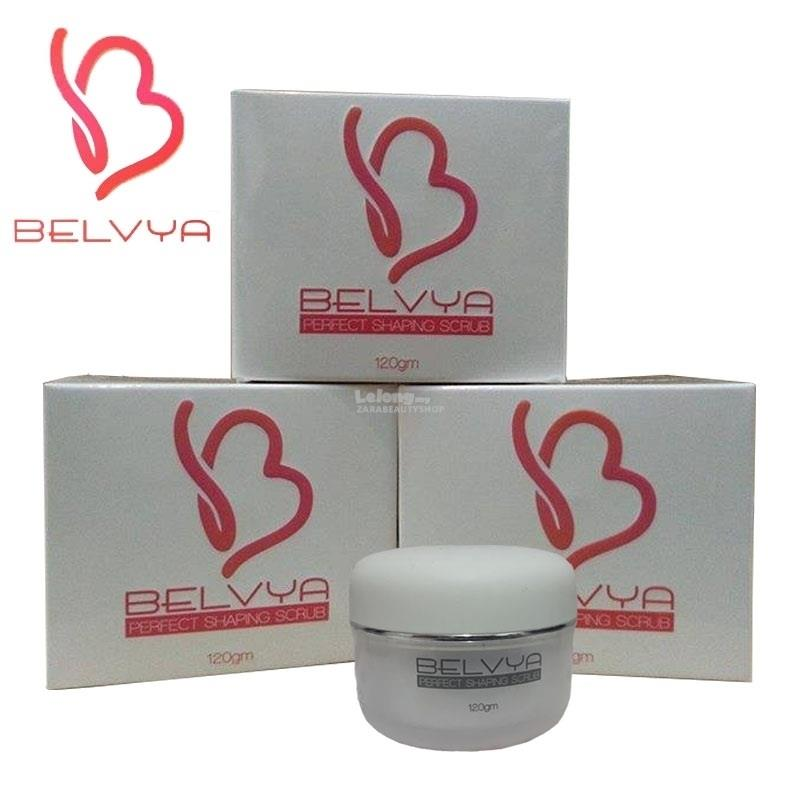 BELVYA PERFECT SHAPING SCRUB™ -100% DIJAMIN ORIGINAL