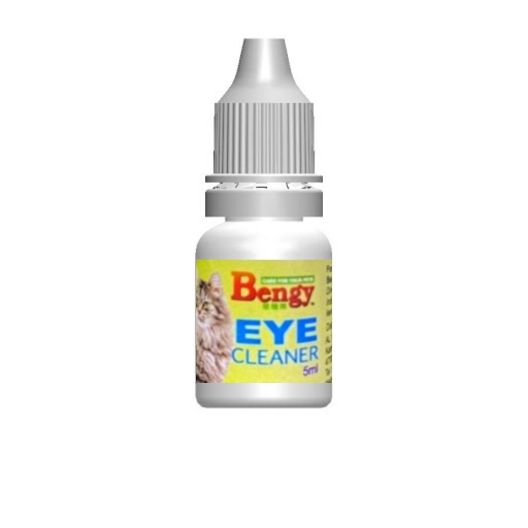 Bengy Eye Cleaner for Pets 5ml