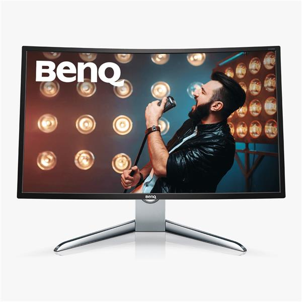 BenQ 31 5' EX3200R 144Hz Video Enjoyment Curved LED Monitor