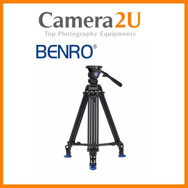 Benro BV8 Video Tripod Kit